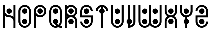 PHYTOPLANKTON Font UPPERCASE