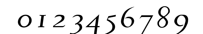 Phaedrus Italic Font OTHER CHARS