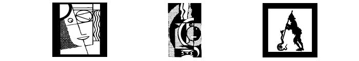 PhantaToons Font OTHER CHARS