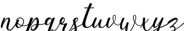 Pharosi Personal Use Only Font LOWERCASE