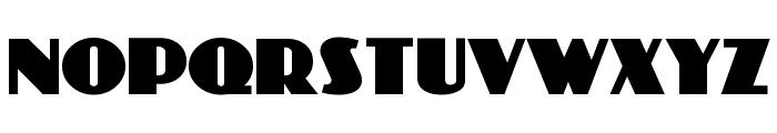 PhattPhreddy Font UPPERCASE