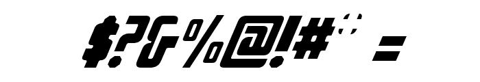 Philadelphia Italic Light Font OTHER CHARS