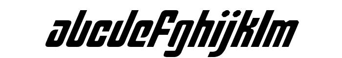 Philadelphia Italic Light Font LOWERCASE