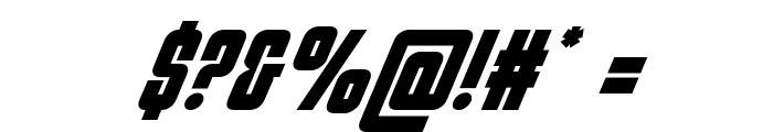 Philadelphia Italic Font OTHER CHARS