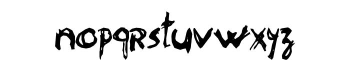 Philip' Signature Font LOWERCASE