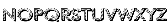 Phoenix Rising Font UPPERCASE