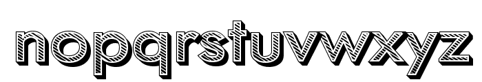 Phoenix Rising Font LOWERCASE