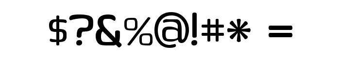 Phoenix Sans Font OTHER CHARS
