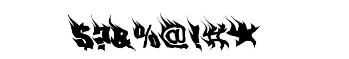 PhoenixOne Font OTHER CHARS
