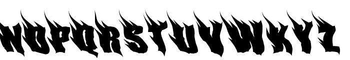 PhoenixOne Font UPPERCASE
