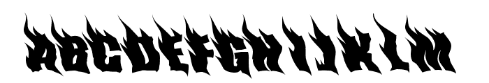 PhoenixTwo Font UPPERCASE