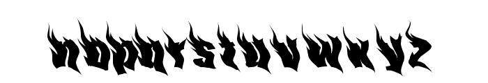 PhoenixTwo Font LOWERCASE