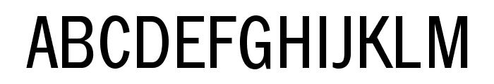 PhonebookFont Font UPPERCASE