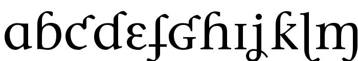 Phonetica Font UPPERCASE