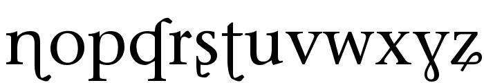 Phonetica Font LOWERCASE