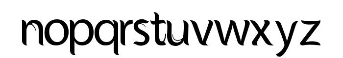 Phoresta Font LOWERCASE