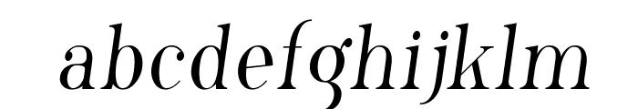 Phosphorus Chloride Font LOWERCASE