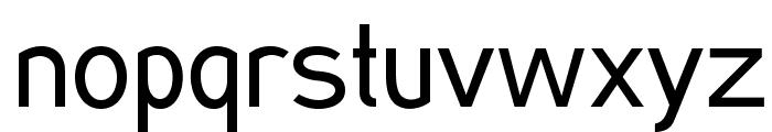 phat Otto regular Font LOWERCASE