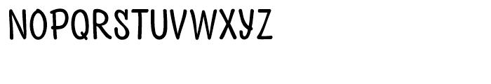 PH 700 Regular Caps Font LOWERCASE