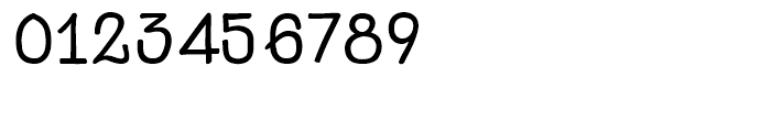 PH 700 Wide Font OTHER CHARS