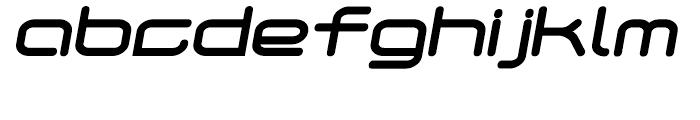 Phantom Bold Italic Font LOWERCASE