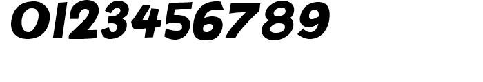 Phoenix Chunky Italic Font OTHER CHARS