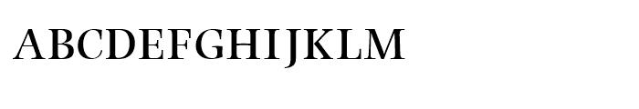 Photina Regular Expert Font LOWERCASE
