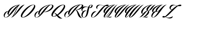 Phraell Regular Font UPPERCASE