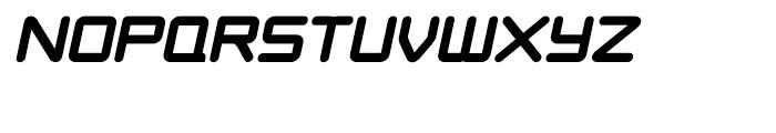 Phuture ODC Ultra Oblique Font UPPERCASE