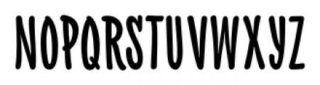 PH 700 Condensed Font UPPERCASE