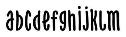 PH 700 Condensed Font LOWERCASE