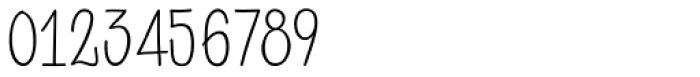 PH 200 Regular Font OTHER CHARS