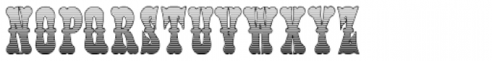 Phanitalian N3 Font LOWERCASE