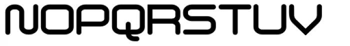 Phantom Bold Font UPPERCASE