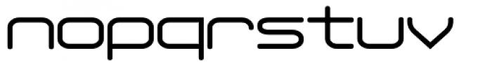 Phantom Font LOWERCASE