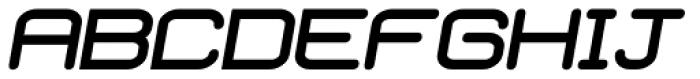 Phat Bold Italic Font UPPERCASE