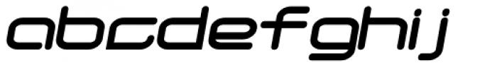 Phat Bold Italic Font LOWERCASE