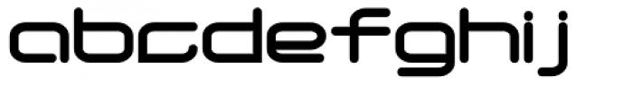 Phat Bold Font LOWERCASE
