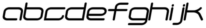 Phat Italic Font LOWERCASE
