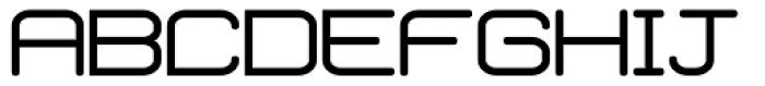 Phat Font UPPERCASE
