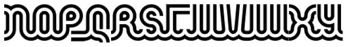 Phatburner Font LOWERCASE