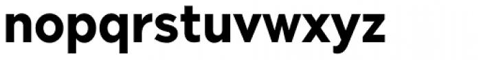 Phi Bold Font LOWERCASE