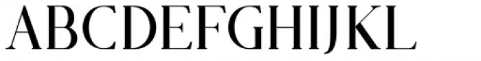 Phillips Muler  Regular Font UPPERCASE