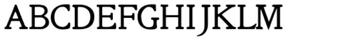 Phinney Jenson Font UPPERCASE
