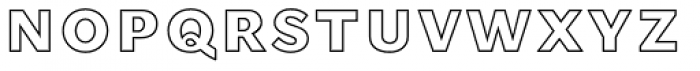 Phiz Inline Font LOWERCASE
