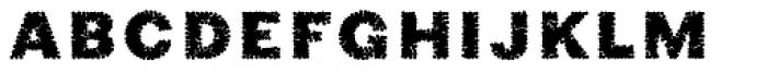 Phiz Particles Five Font LOWERCASE