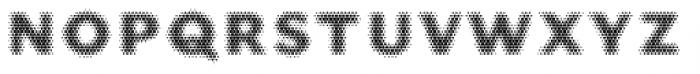 Phiz Particles Seven Font LOWERCASE
