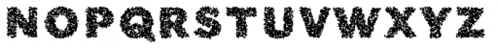 Phiz Particles Two Font LOWERCASE