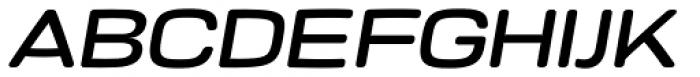 Phoebe Rounded italic Medium Font UPPERCASE