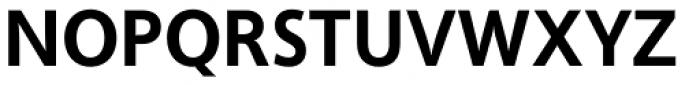 Phoenica Std Bold Font UPPERCASE
